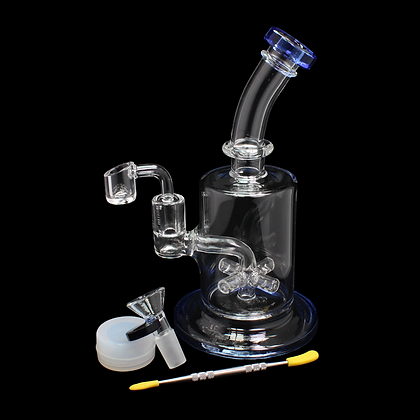 Cross Perc Bubbler Kit