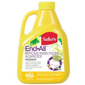 Safer's End-All Insecticide - Concentrate