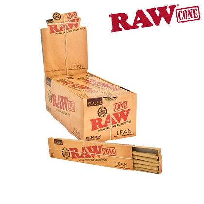 Raw Lean Cones