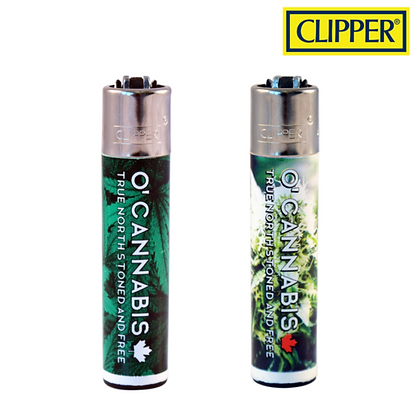 Clipper Lighter - O'Cannabis