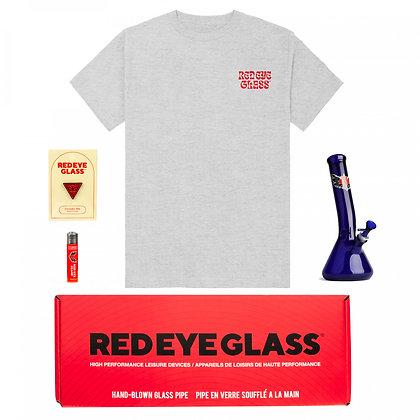 Red Eye Glass Gift Set