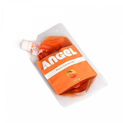 Enjoy Angel Gummy Refill Bag - Peach