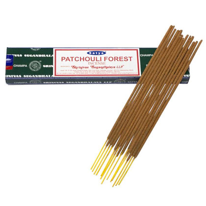 Patchouli Forest Satya Incense