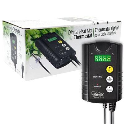 Alfred Digital Temp Controller for Heat Mat