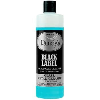 Randy's Black Label Cleaner 12oz