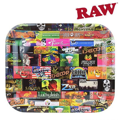 Raw Paper History101 Tray