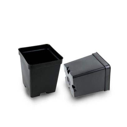 4.5'' Deep Square Pot