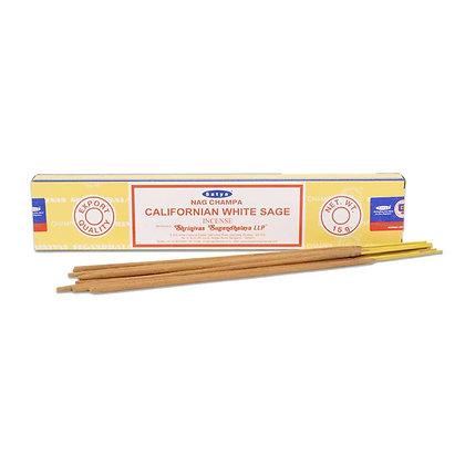 White Sage Satya Incense