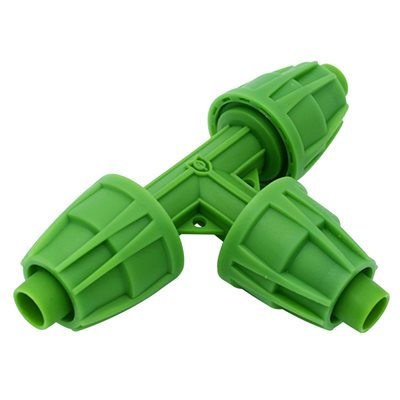 16-17mm Tee Pipe Fitting