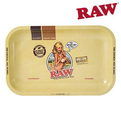 Raw Bikini Girl Tray