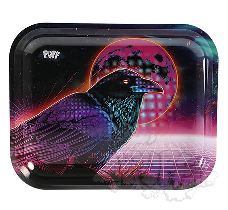 Puffs Crow Tray