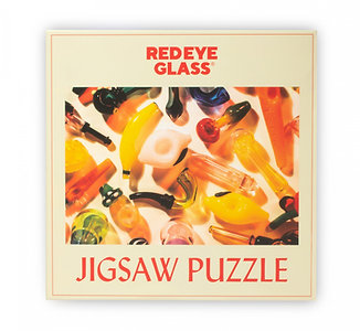 Red Eye Jigsaw Puzzle