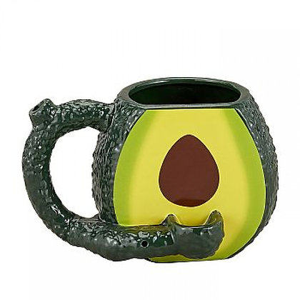 Avocado Mug Pipe