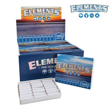 Element Pre-rolled Tips