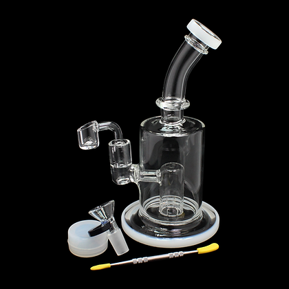 Slit Cylinder Perc Bubbler Kit