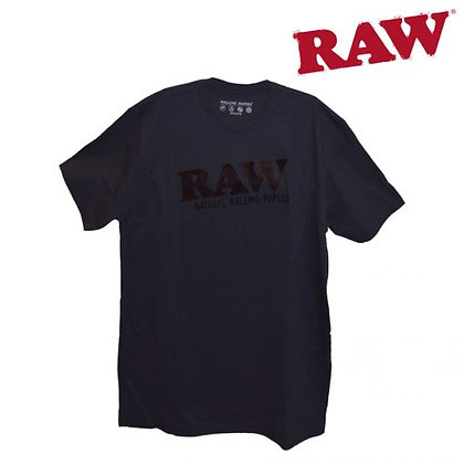 Raw Black Shirt