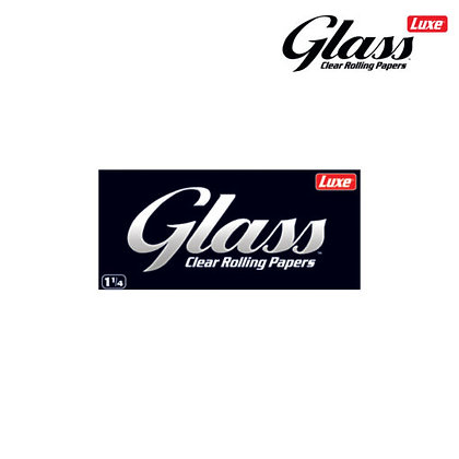 Glass 1 1/4 Papers