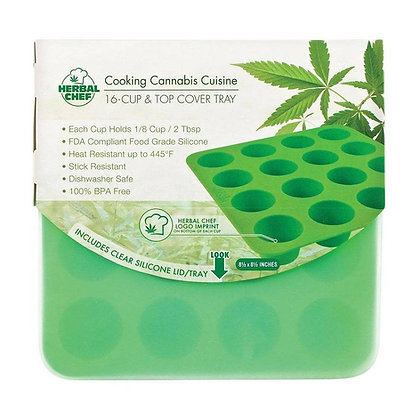 16 Cup Silicone Tray