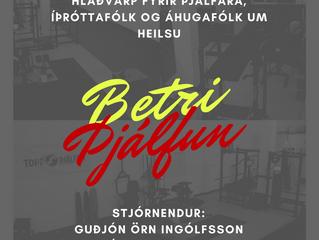Betri þjálfun - þáttur 2