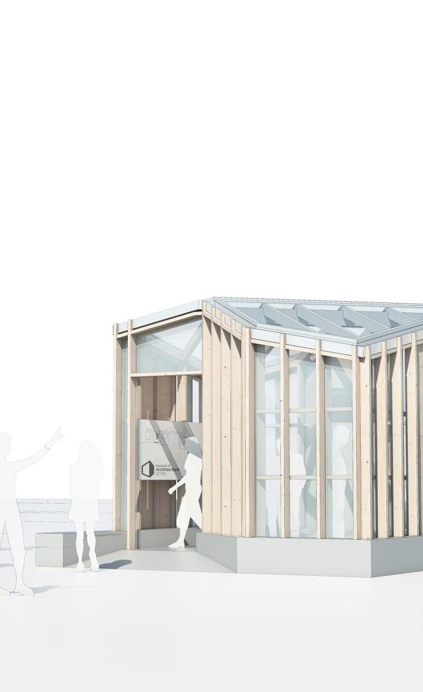 Pop-up Pavilion
