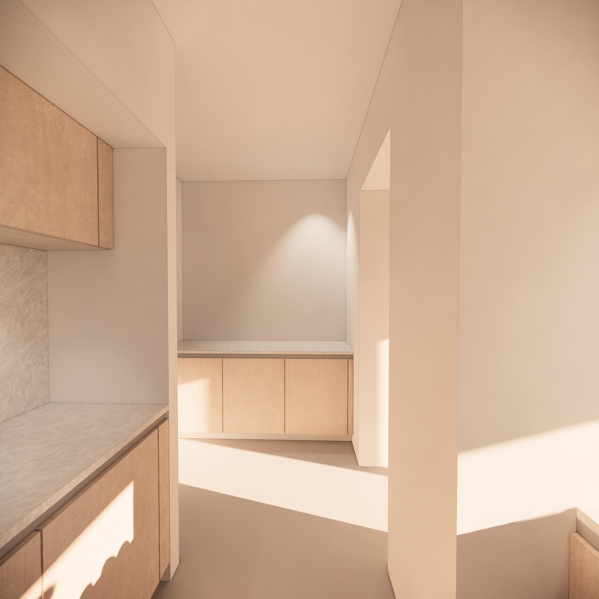 Kitchen Utility Space