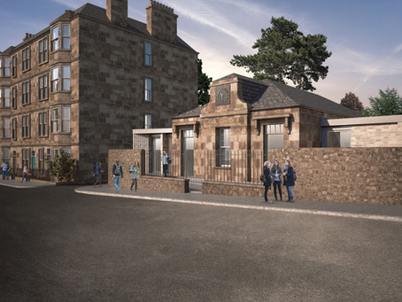 Planning + Listed building approval granted for Old School House redevelopment in Edinburgh
