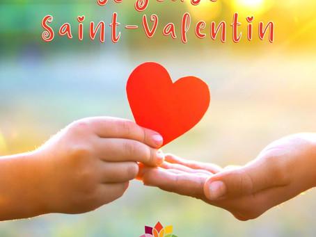 Joyeuse Saint-Valentin ❤️🥰✨