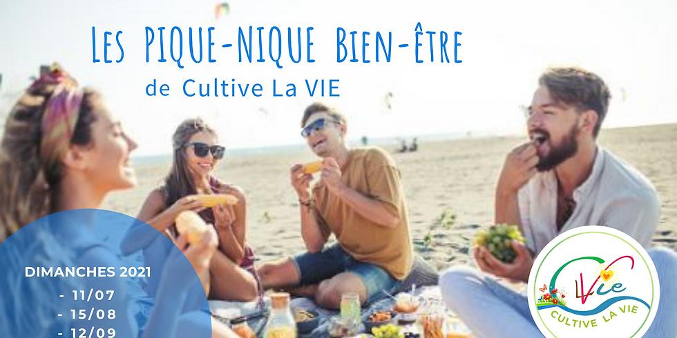 Les Pique-Nique Bien-être de Cultive La VIE - 10/10 - GRATUIT
