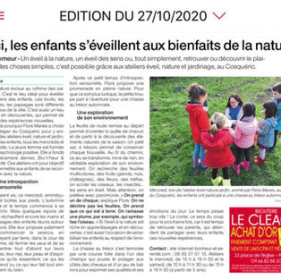 Ouest France - 10.2020