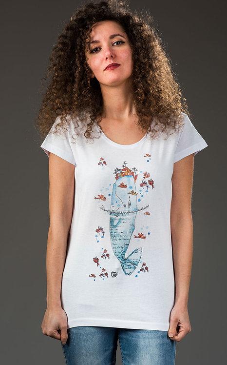 T-Shirt Il Capodoglio
