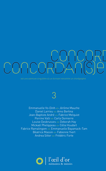 CONCORDAN(S)E 3