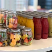 Fruit Cup & Juice