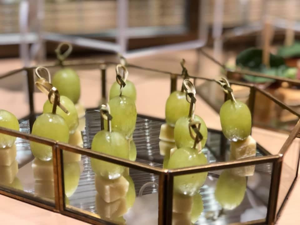 Green Grape Ceddar Cheese