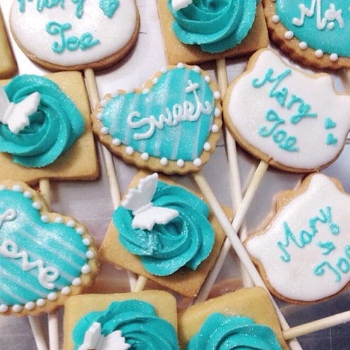 Customised cookies