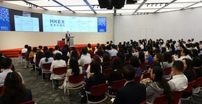 Mr. Den Wong Spoke at HKEX Luncheon on Unwarranted Surveillance