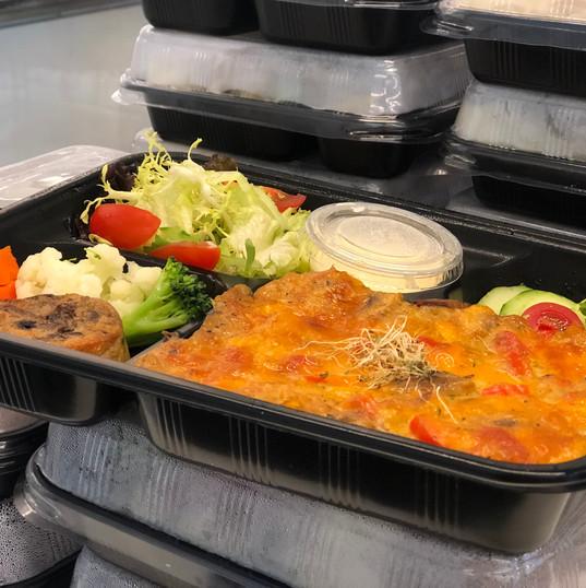 精緻午餐飯盒