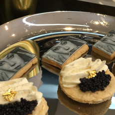 Caviar Cream Cheese