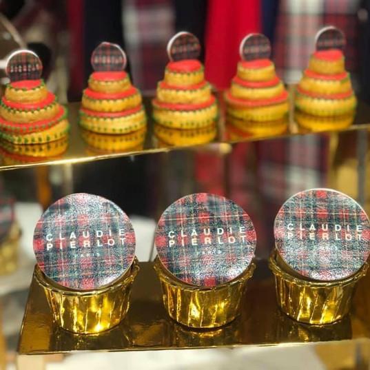 Branded Cupcake
