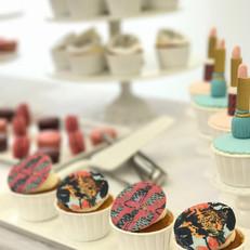 Pattern Cupcake
