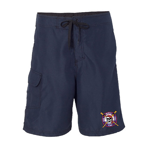 WBP Alumni - Dead Head Navy Board Shorts