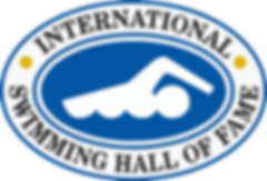 Internation Swimming Hall of Fame Logo