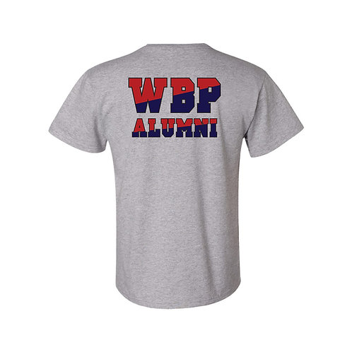 WBP Vintage Alumni Slice Two Color T-shirt
