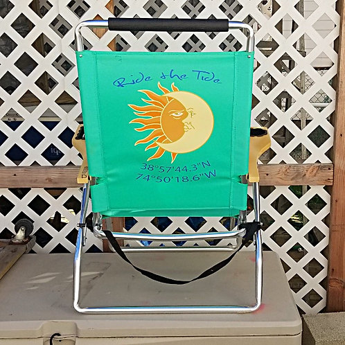 Sun and Moon Waverider Beach Chair