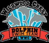 Wildwood Crest Dolphin Swim Team Logo