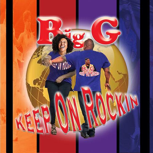 Keep On Rockin CD