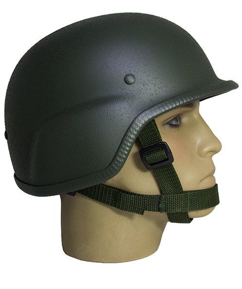 Capacete Tático Segurança - M88 Verde Áspero