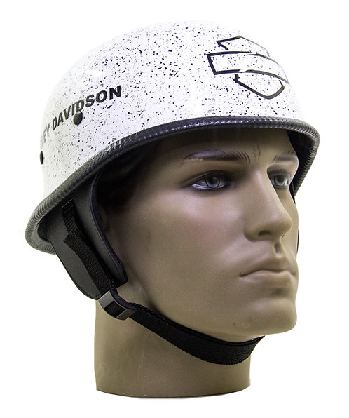 Capacete Custom M34 - Marmorizado Out+Bar&Shield - M34C053