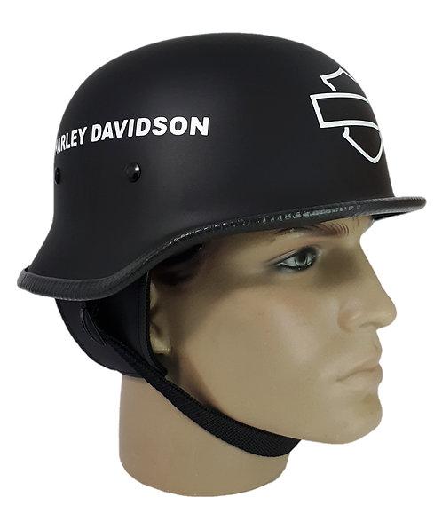 Capacete Custom M34 - Preto HD Out & Bar&Shield Br - M34057