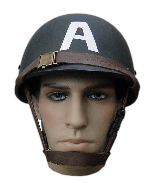 Capacete Tático de Guerra M1 BR - Verde Capitão América