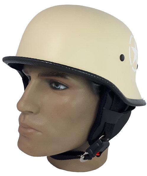 Capacete Custom M34 - Tan Estrela Americana Br - M34102